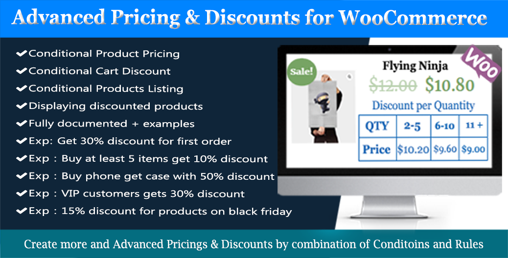 advanced woocommerce dynamic pricing discounts asana
