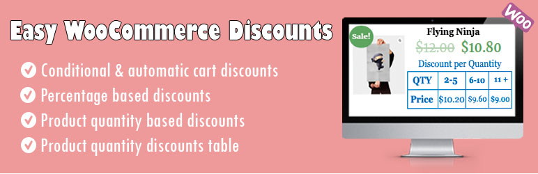 Best WooCommmerce Bulk Discount Free Plugin