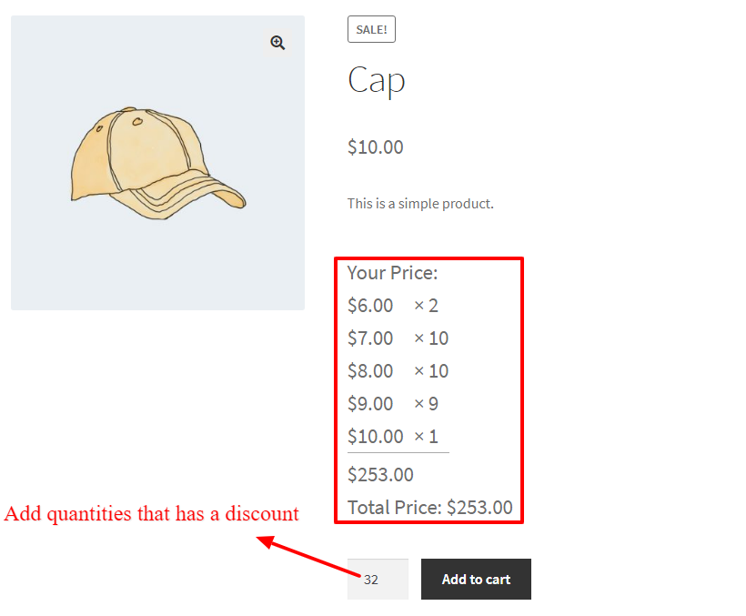 WooCommerce Tiered Pricing Rule for WholeSale User Role