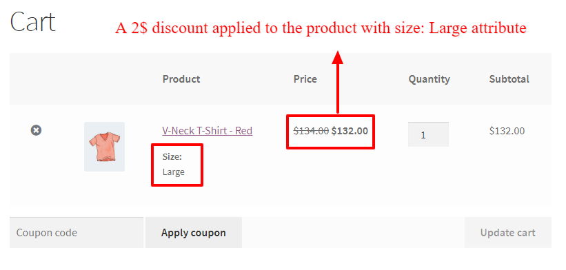 How to Create Discounts for Product Variations in WooCommerce