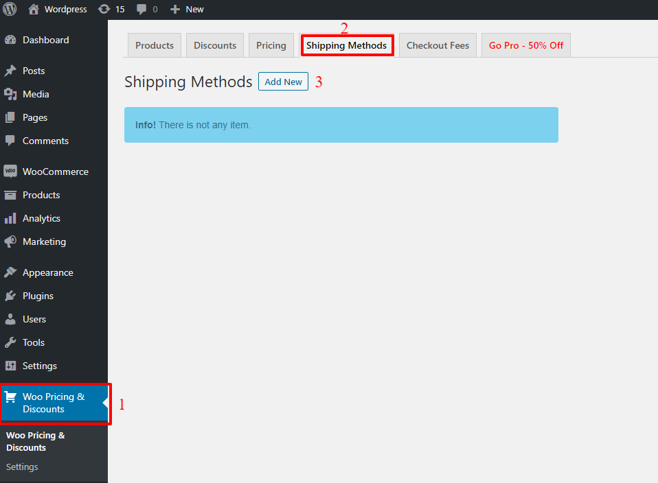 Creating Advanced Shipping Methods in WooCommerce