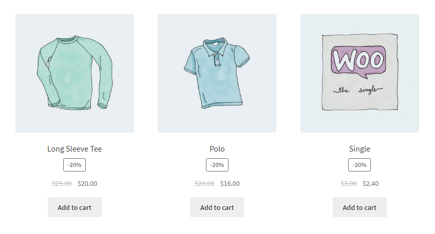WooCommerce Dynamic Pricing and Discounts Free Plugin storewide percentage discount
