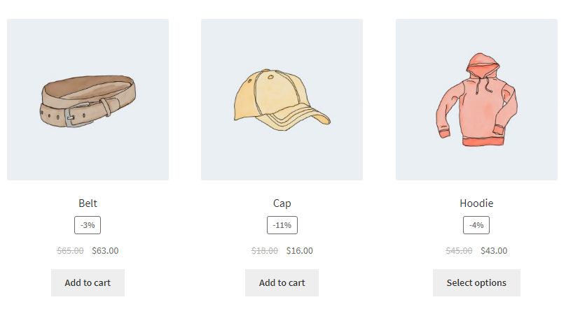 WooCommerce Dynamic Pricing and Discounts Free Plugin storewide discount